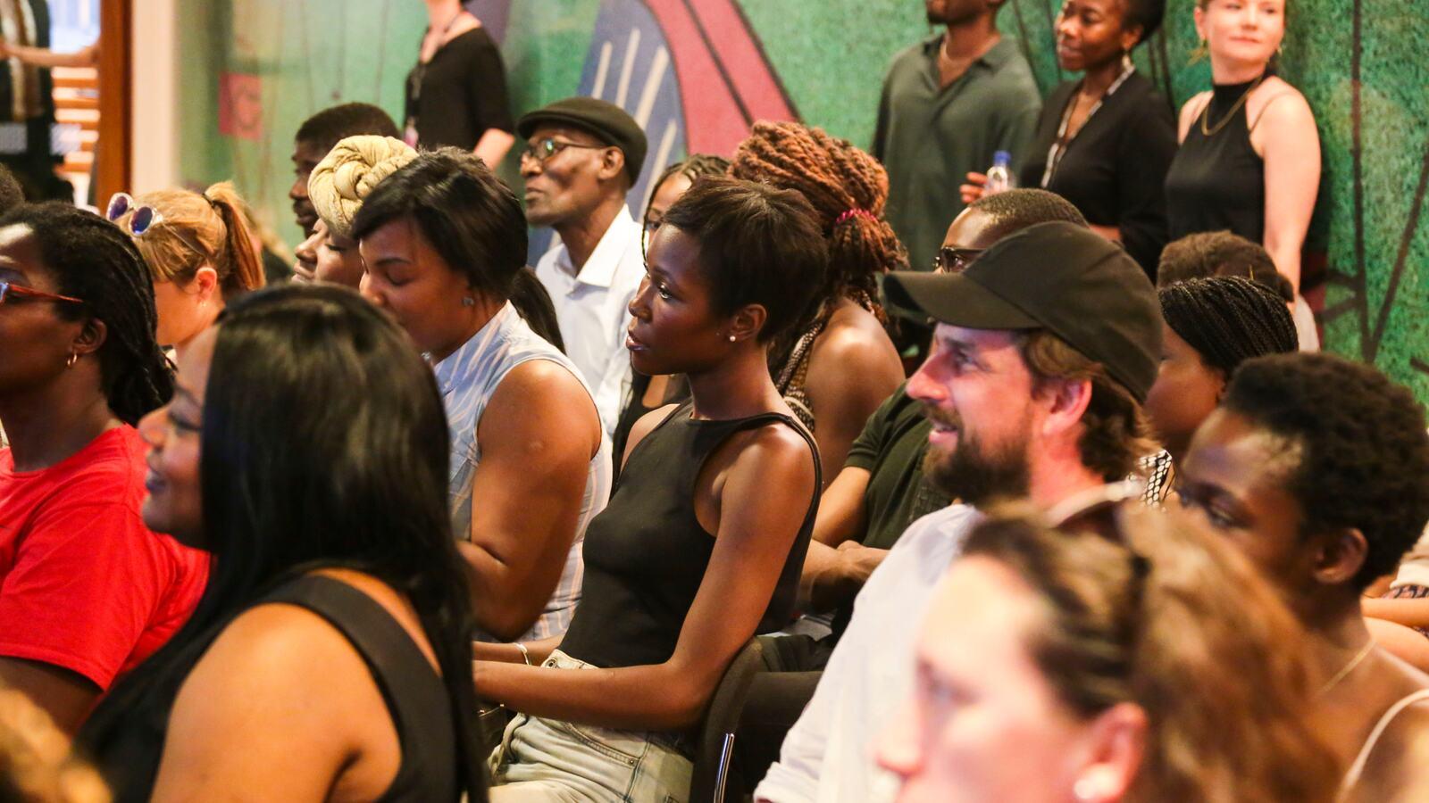 Naatal Presents Africa Utopia Member's Salon 2016.26th August 2016.
