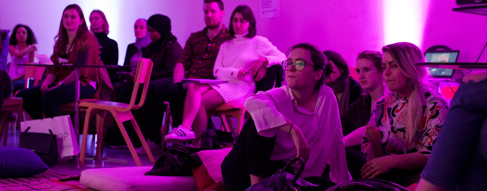 Violet Nights, audience