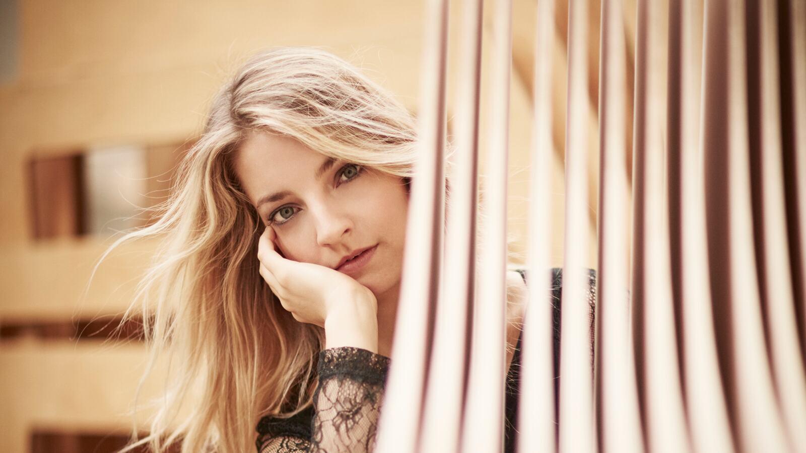 Lise de la Salle, classical pianist