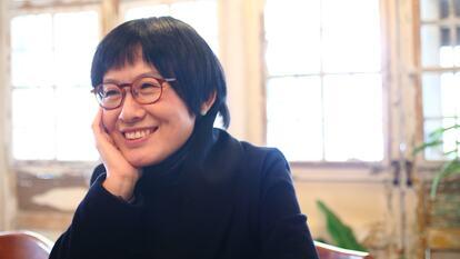 Kim Hyesoon, poet