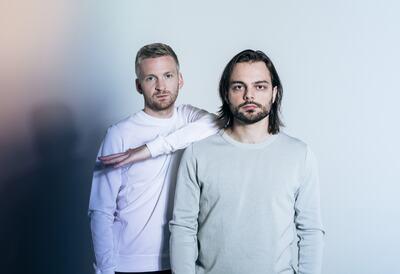 Kiasmo. experimental techno duo