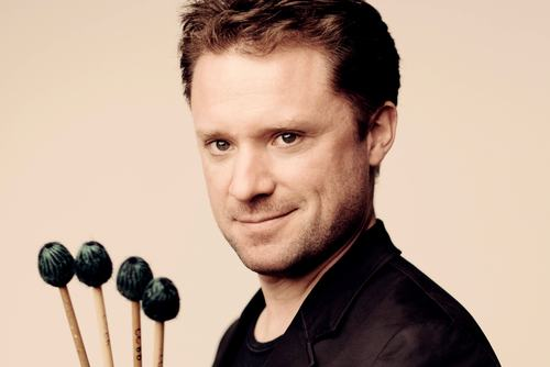Colin Currie.Photo: Marco Borggreve