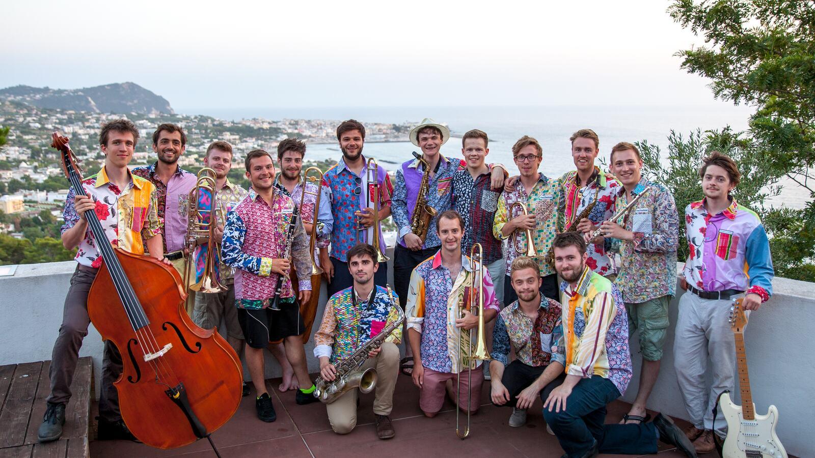Patchwork Jazz Orchestra