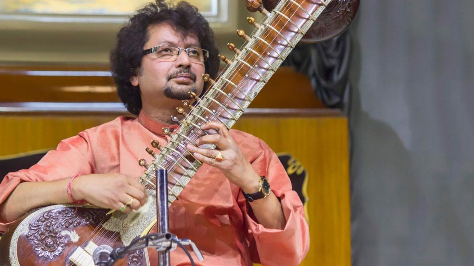 Sanjay Guha, sitar player