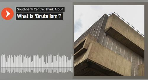 Southbank Centre podcast content