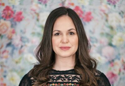 Giovanna Fletcher, author