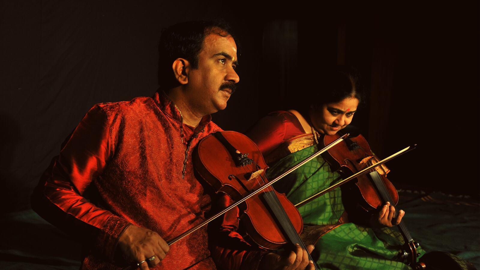 Lalgudi GJR Krishnan & Lalgudi Vijayalakshmi