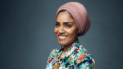Nadiya Hussain, baker and television presenter