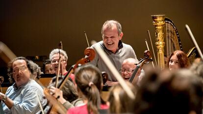 Gurzenich Orchestra performance