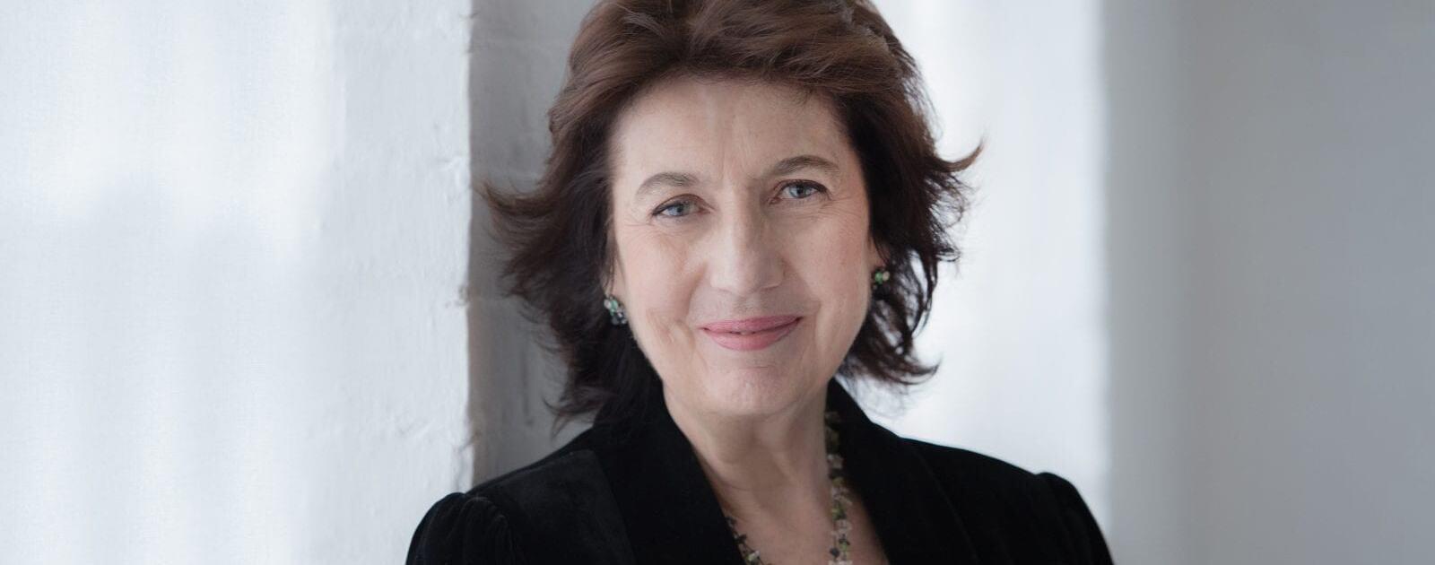 Imogen Cooper, pianist