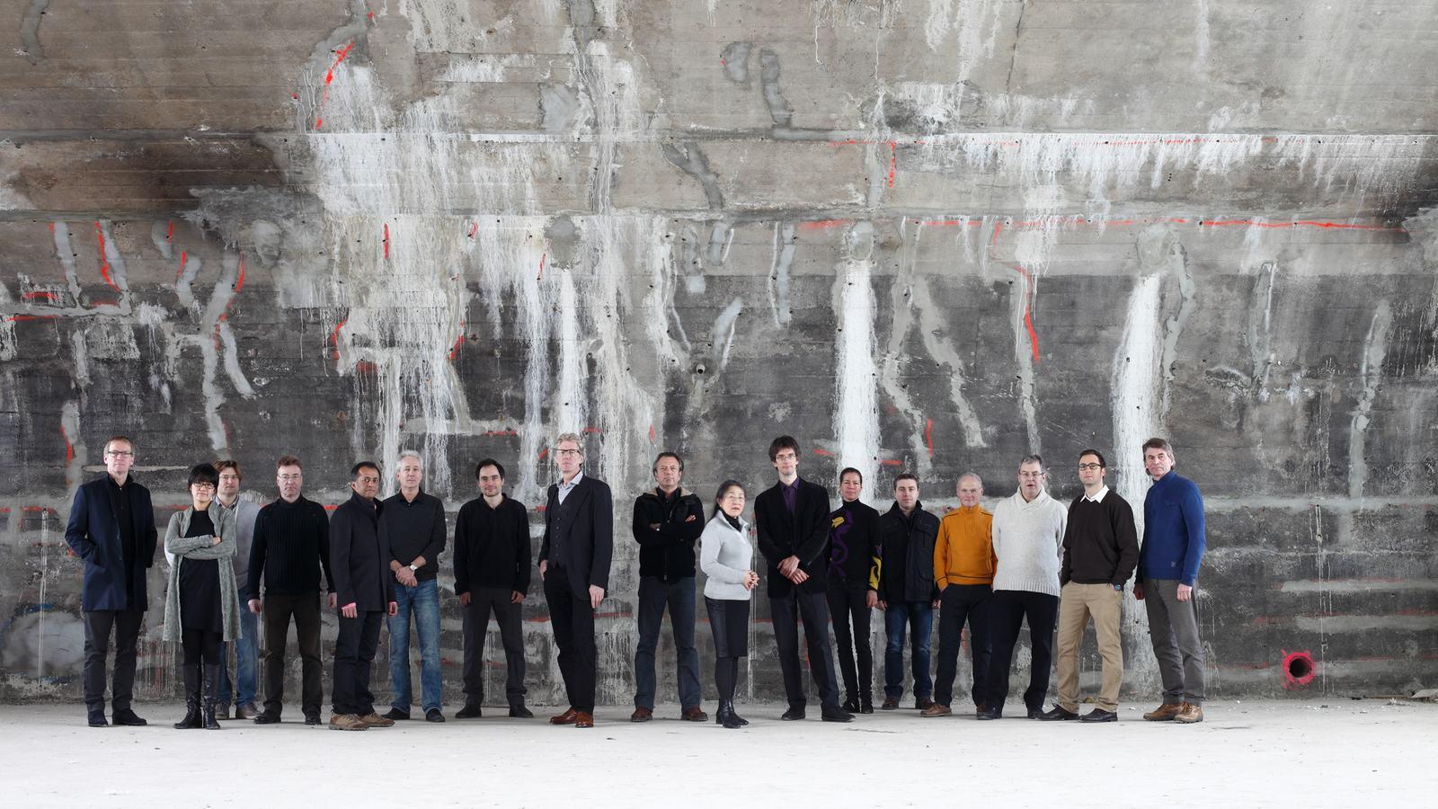 Ensemble Modern Musicians