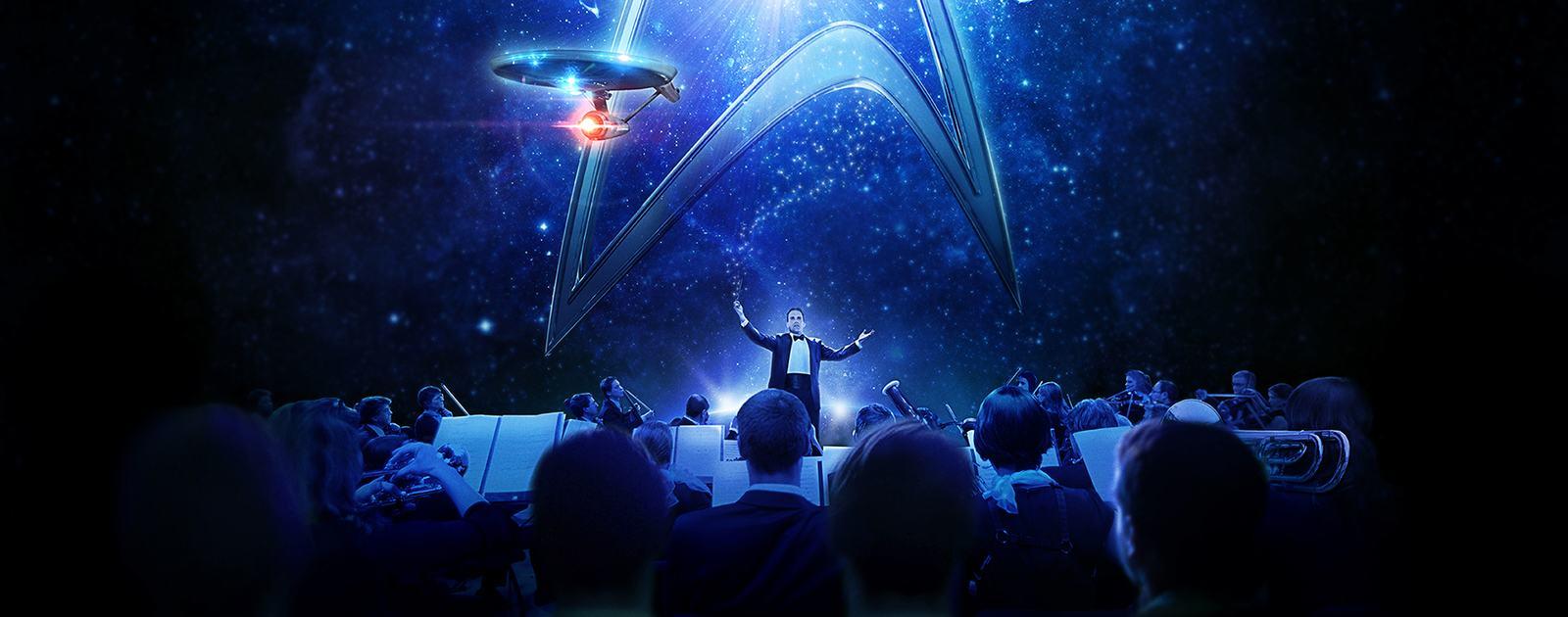Star Trek with orchestra