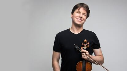 Joshua Bell, violinist