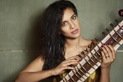 Anoushka Shankar, sitarist