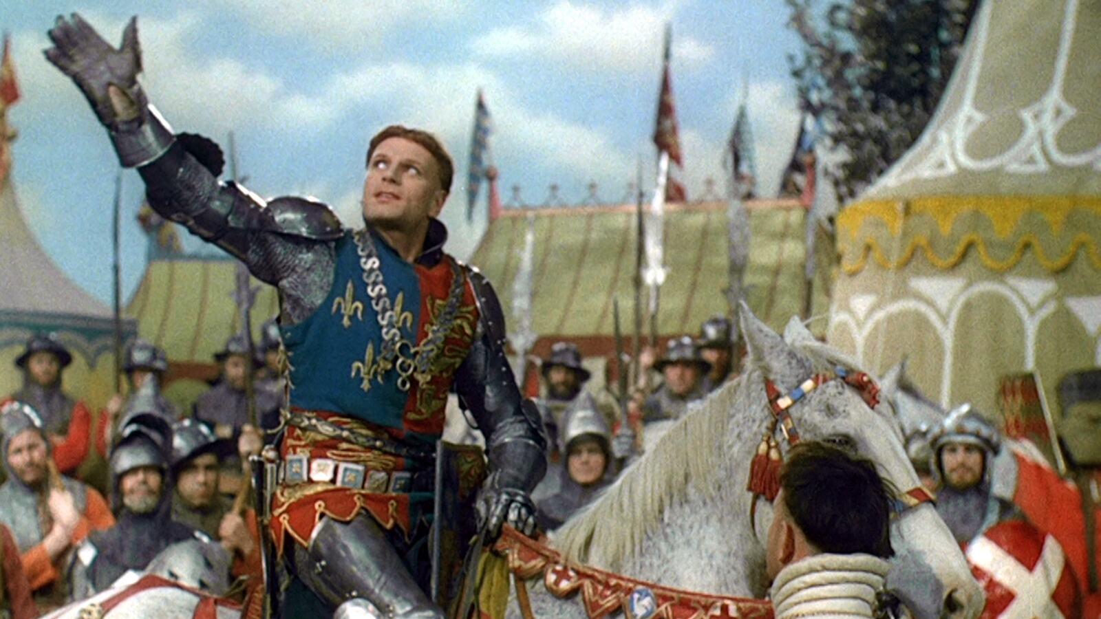 Henry V film still