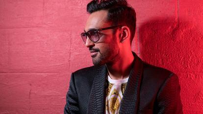 Ali Sethi Late, singer
