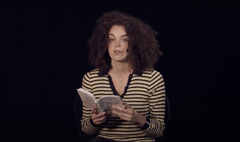 Daisy Lafarge; poet shortlisted for the 2020 TS Eliot Prize reads from her shortlisted work