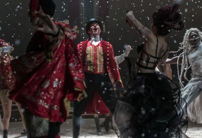 Hugh Jackman in The greatest Showman