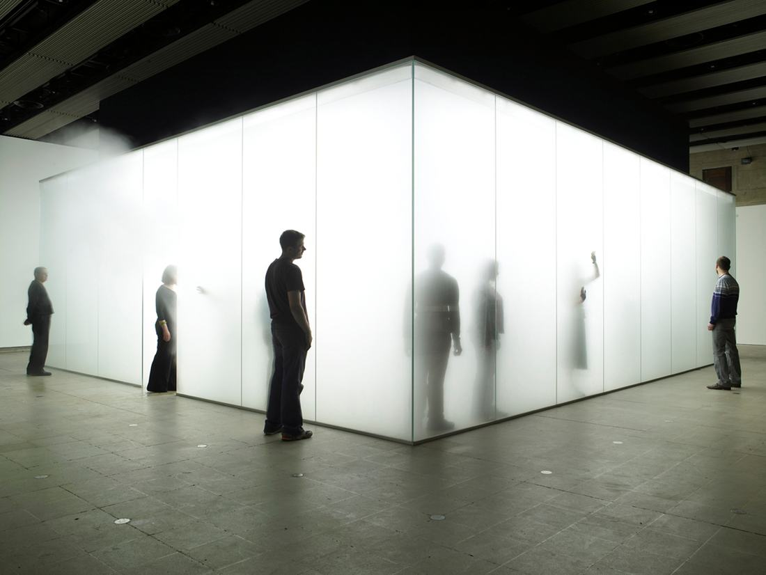 3. Gormley, Blind Light 2007