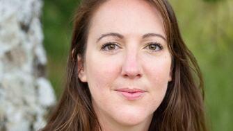 Anna Selby, author