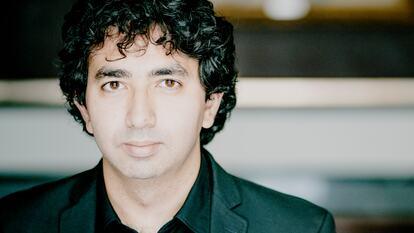 Karim Said, pianist