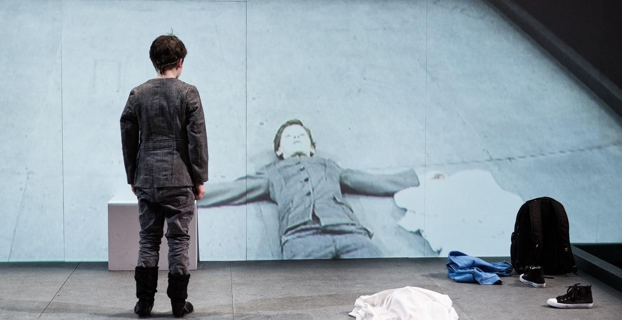 Schaubuehne am Lehniner Platz. F.I.N.D. 2017 Festival Internationale Neue Dramatik