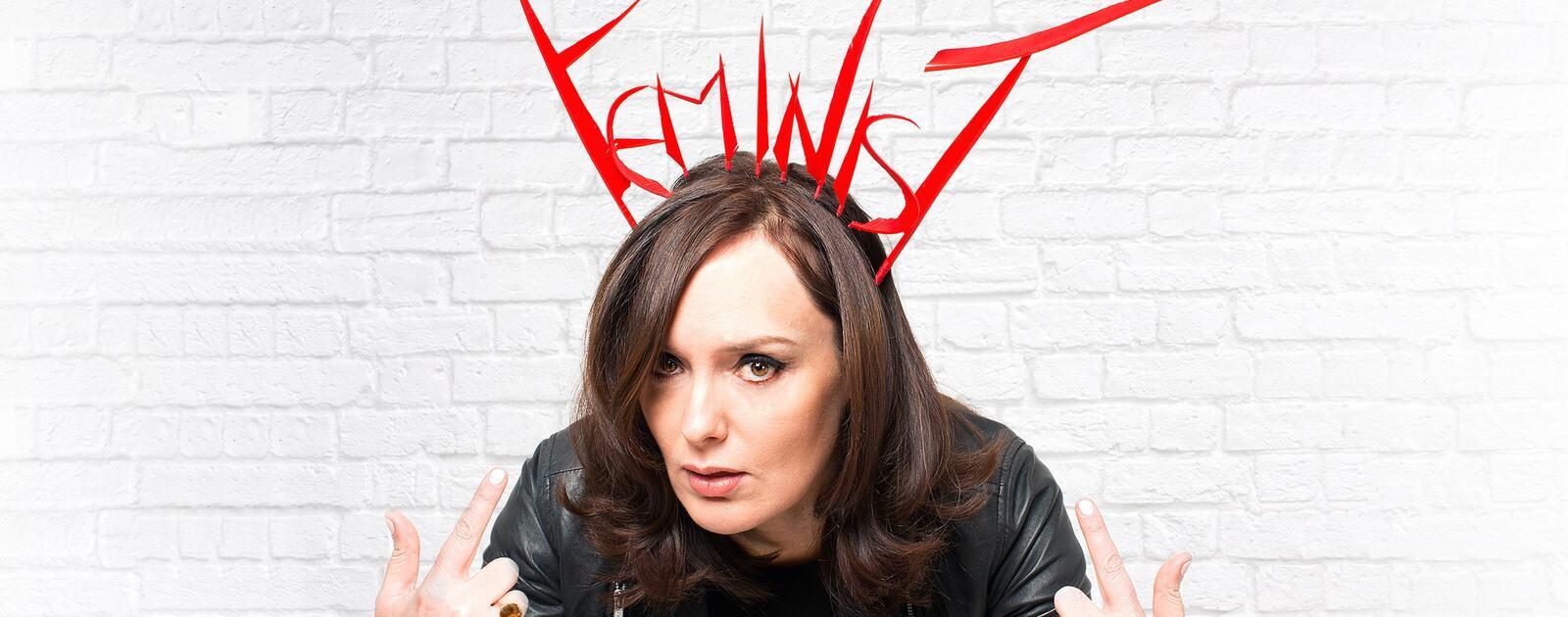Deborah Frances-White, comedian