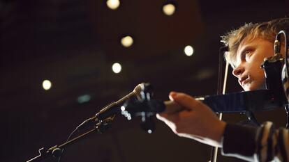 Violinist, Pekka Kusisto