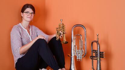 Laura Jurd, musician