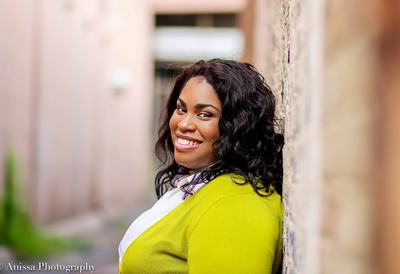 Angie Thomas, author