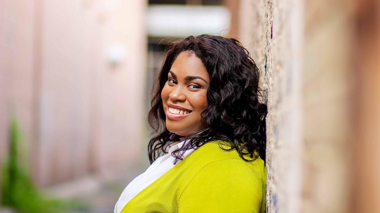 Angie Thomas, author