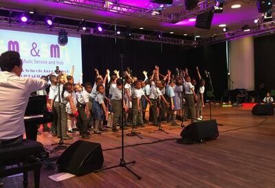 Super Schools and The Cape Crusaders at Southbank Centre
