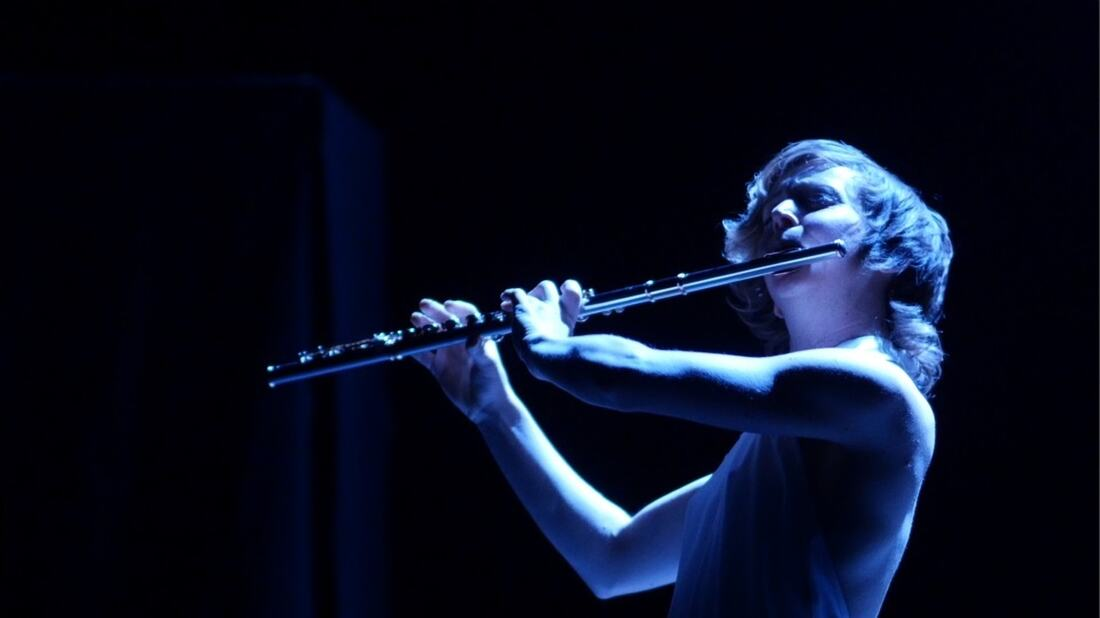Claire Chase, flute