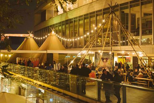 The Circus Bar at Southbank Centre