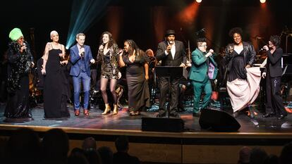 Jazz Voice - EFG London Jazz Festival Opening Gala