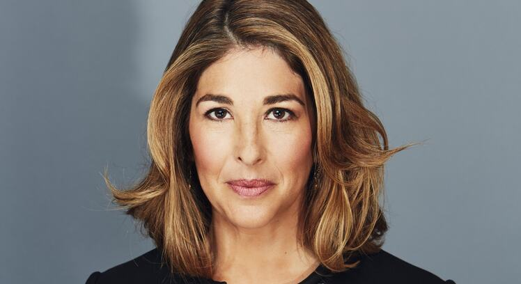 Naomi Klein, author, social activist, and filmmaker