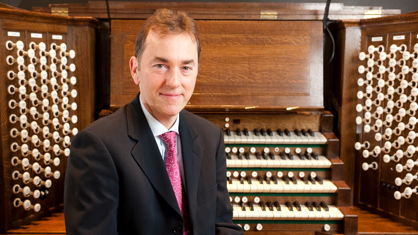 Thomas Trotter, concert organist