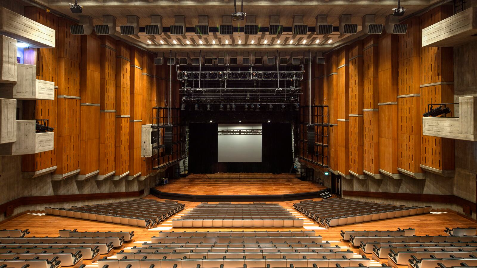Queen Elizabeth Hall | Southbank Centre