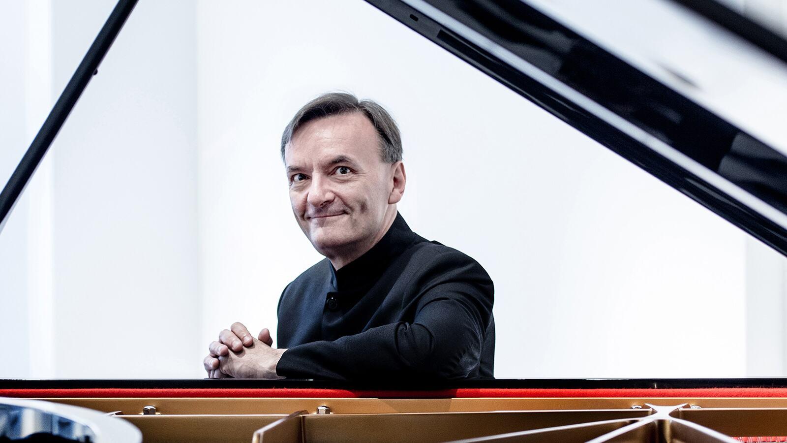 Stephen Hough, pianist