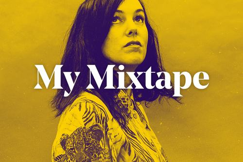 Artwork for Spotify playlist from Anna Meredith