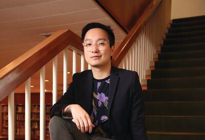 Chen Chen, poet