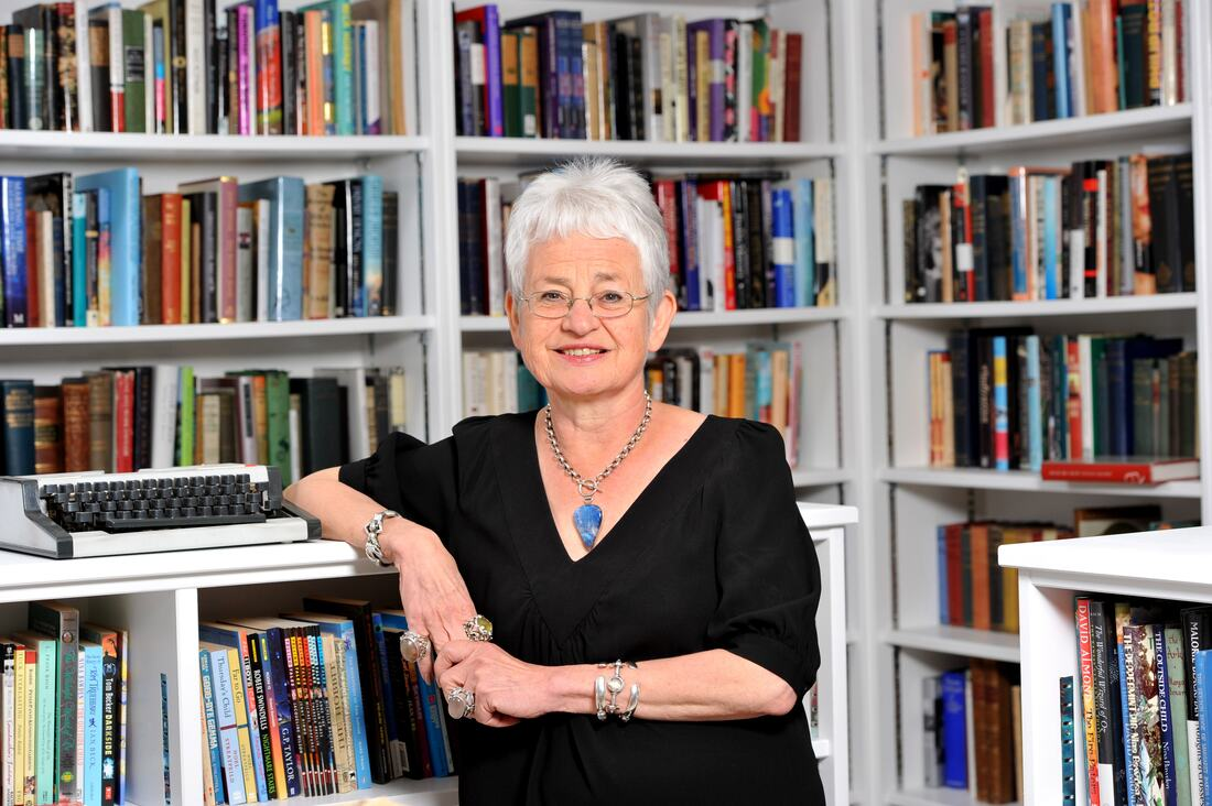 2018.02.17_An Afternoon with Jacqueline Wilson_Imagine