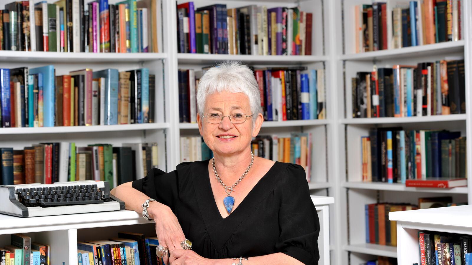 Jacqueline Wilson - July 2012 . ©James Jordan