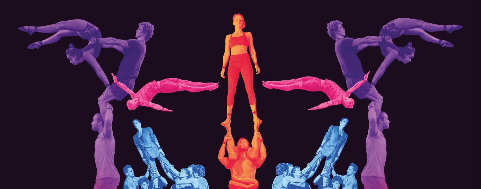 Acrobats, backbone performance