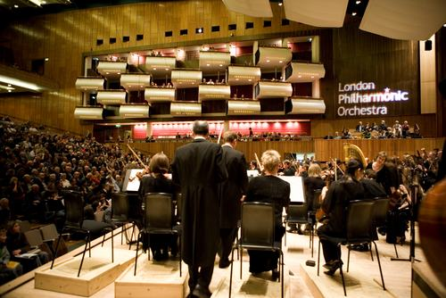 London Philharmonic Orchestra at Royal Festival Hall