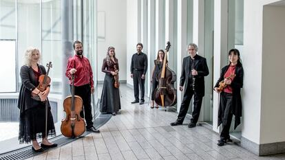 Feinstein Ensemble, musical group