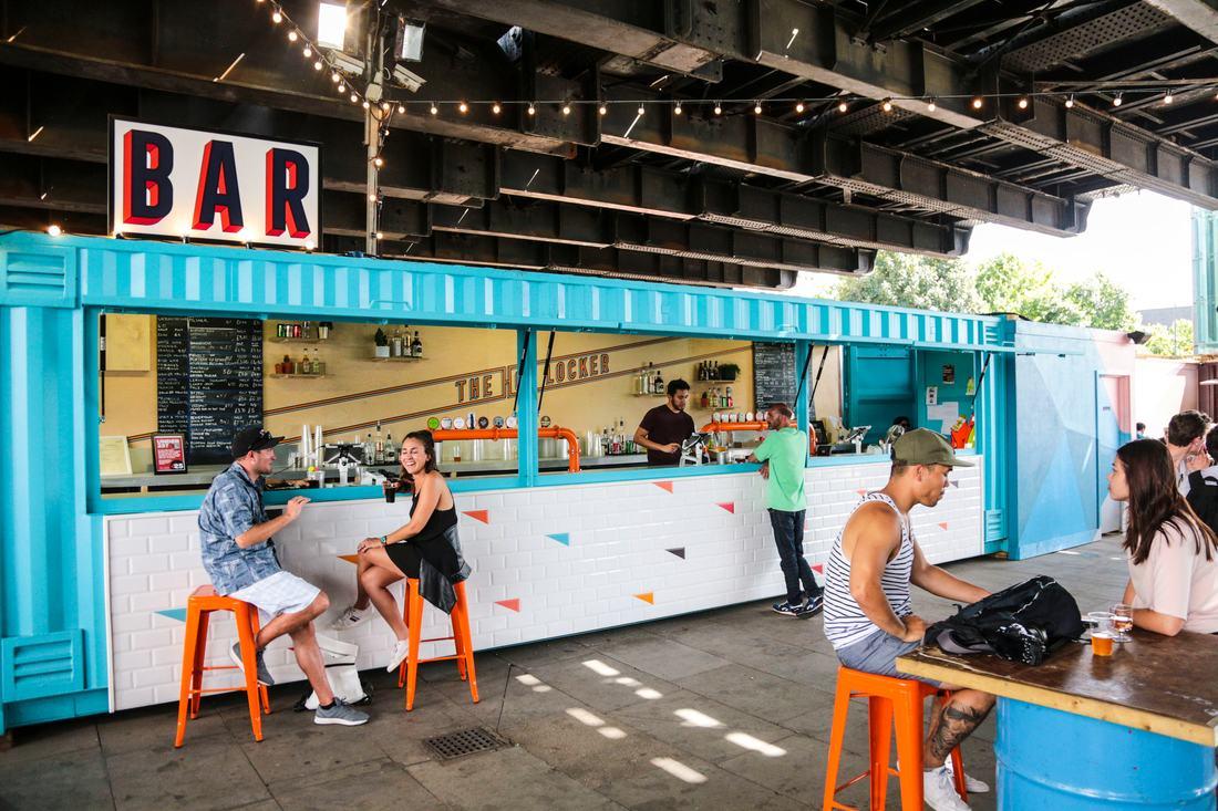 The Hope Locker Bar