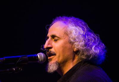 Mohsen Namjoo, singer