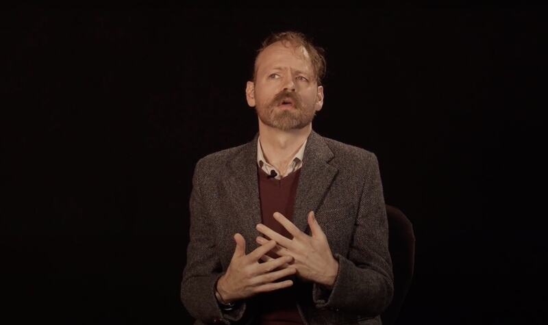 J.O. Morgan; poet shortlisted for the 2020 TS Eliot Prize reads from his shortlisted work