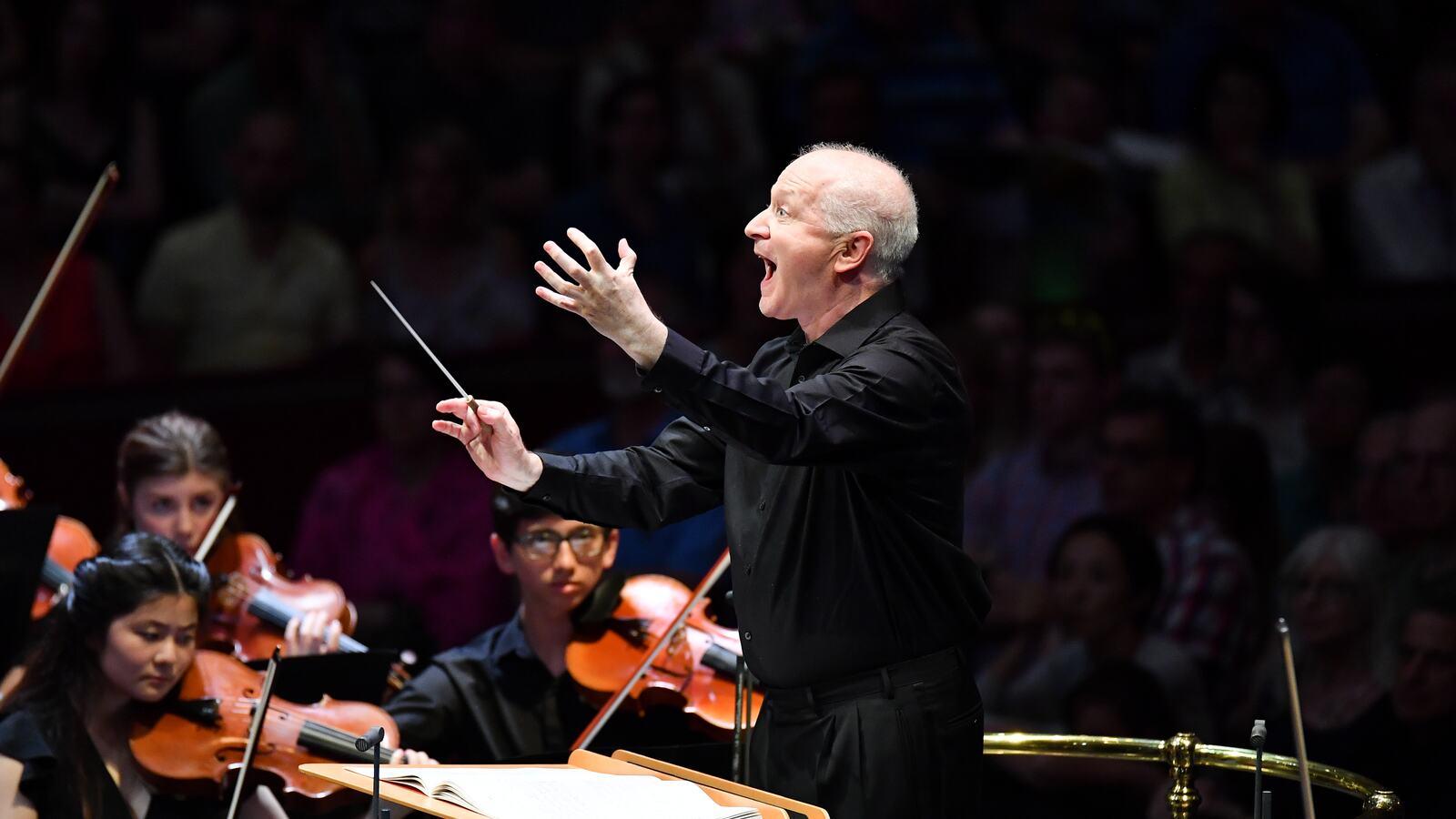 George Benjamin, conducting George Benjamin: A Duet and a Dream